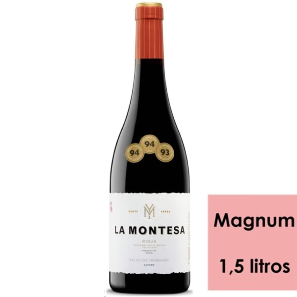LA MONTESA CRIANZA 2016 magnum