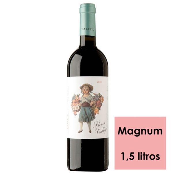 FLORES DE CALLEJO 2018 (magnum)